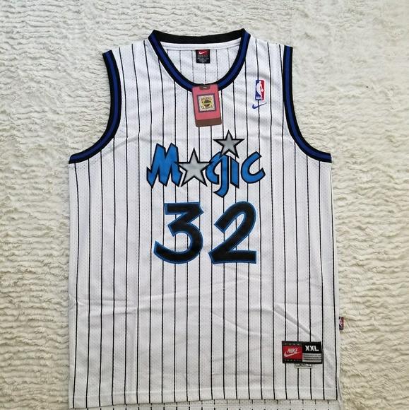 newest 98271 328de Shaquille (Shaq) O'Neal Orlando Magic #32 Jersey Boutique